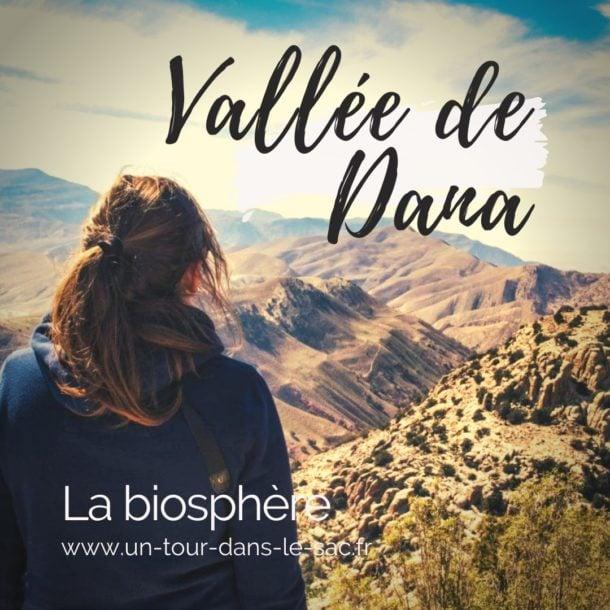 La Vallée de Dana : biosphère de Jordanie