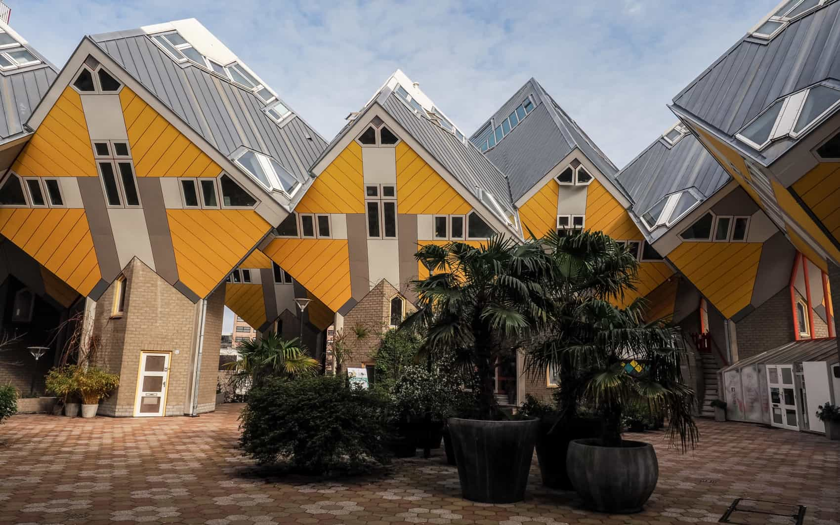 Kijk-kubus de Rotterdam