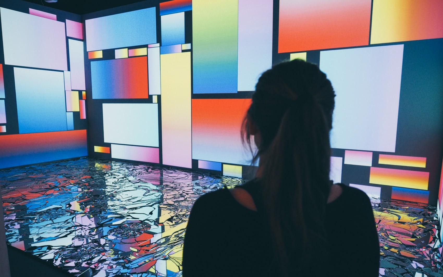 Exposition art contemporain Rotterdam