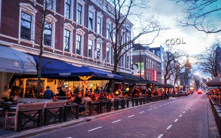 Rotterdam Quartier Fêtard Rotterdam