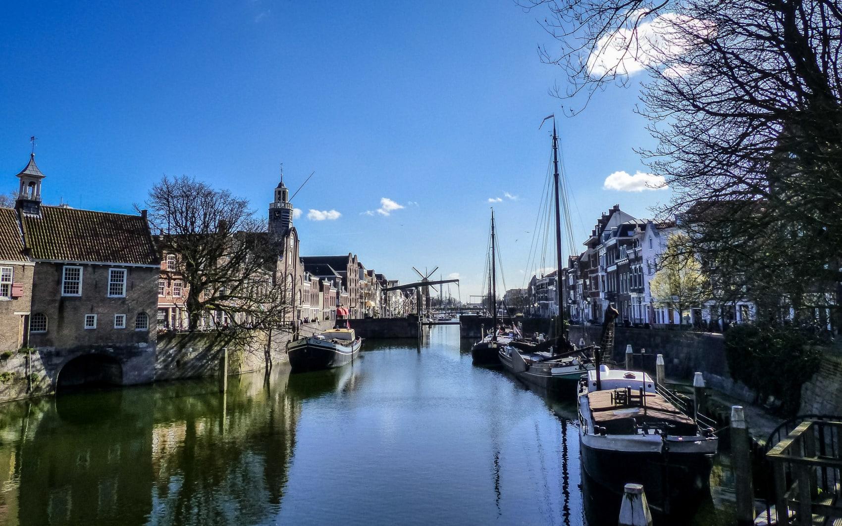 Delshaven, quartier historique de Rotterdam