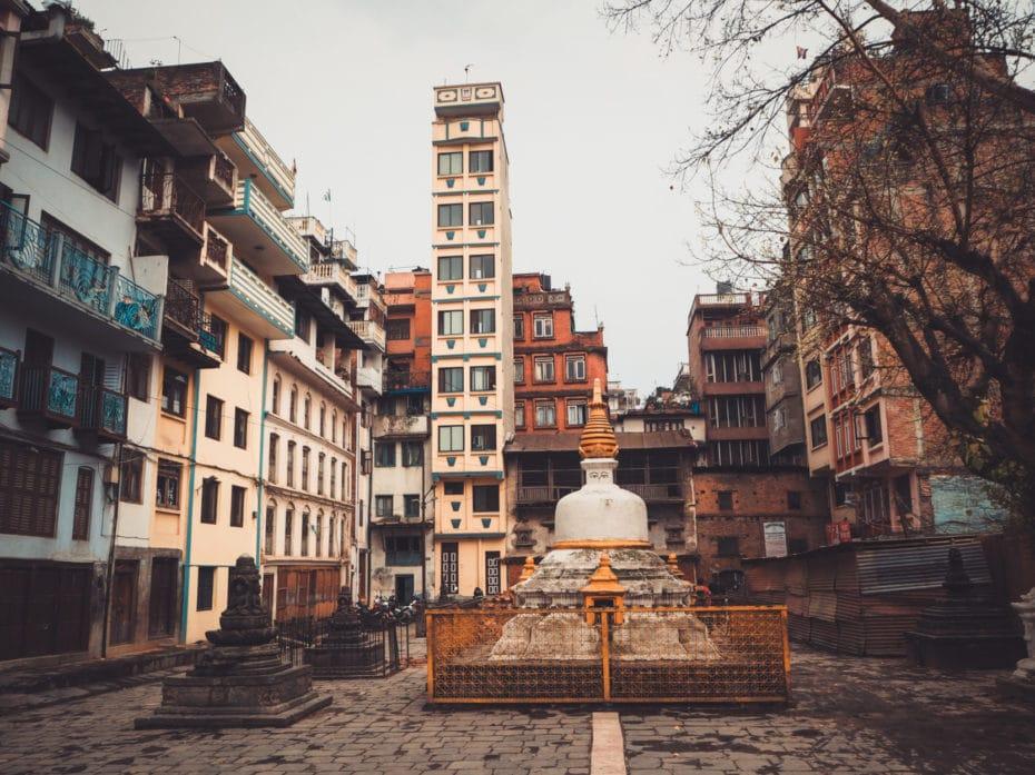 Vieux Katmandou