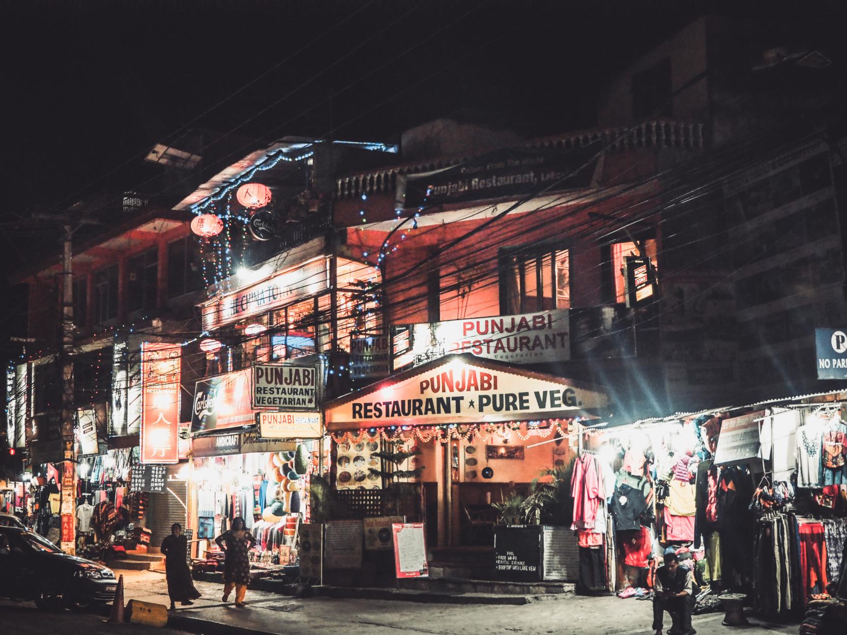 Pokhara où dormir