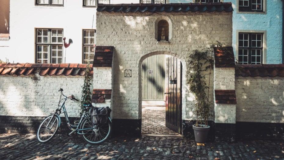 weekend romantique à Bruges