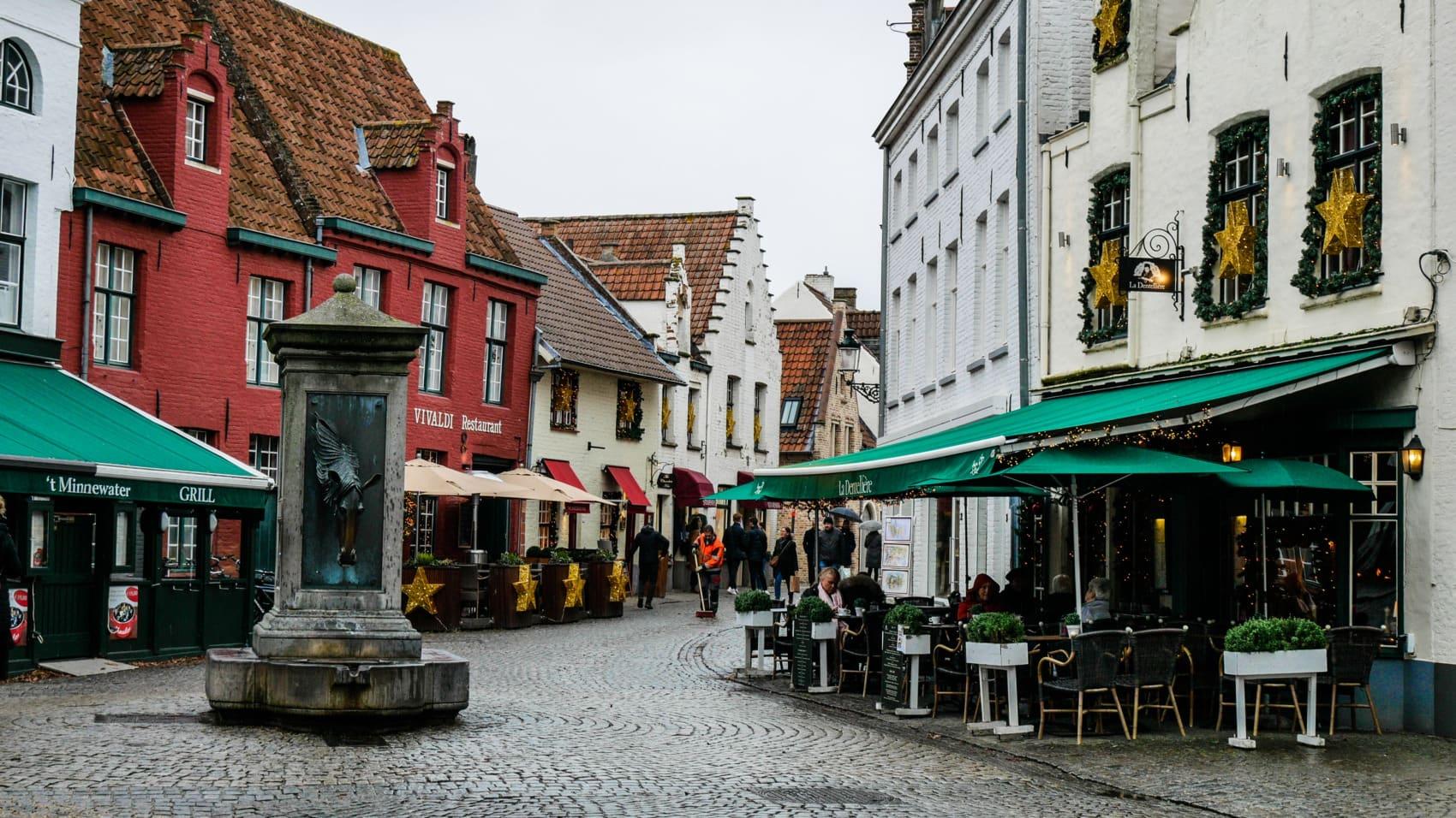 deux jours à Bruges