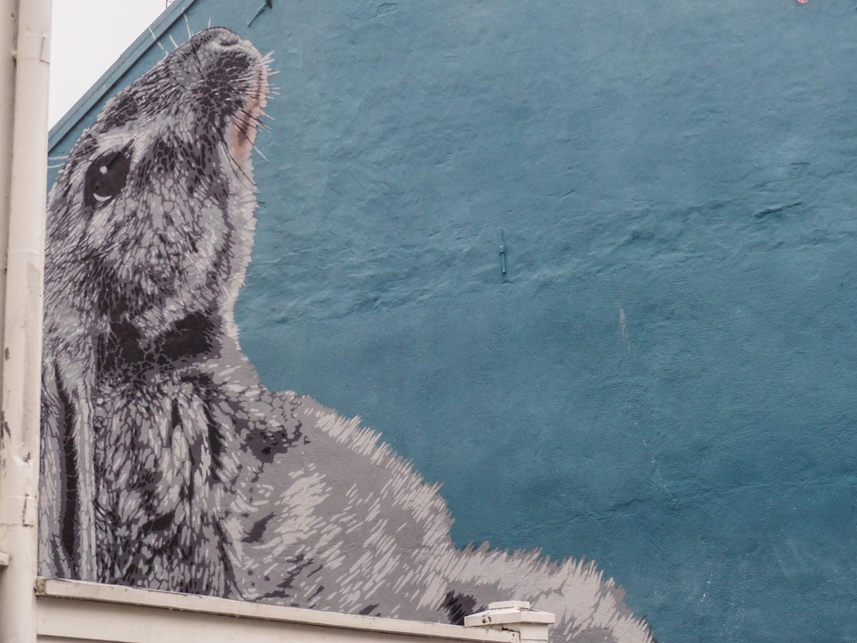 Flekkefjord street art