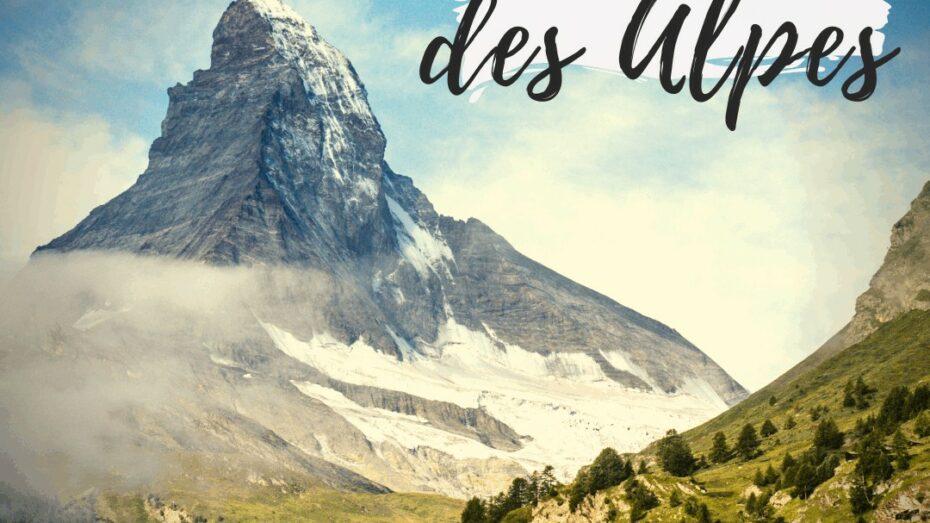 Trek Chamomix Zermatt