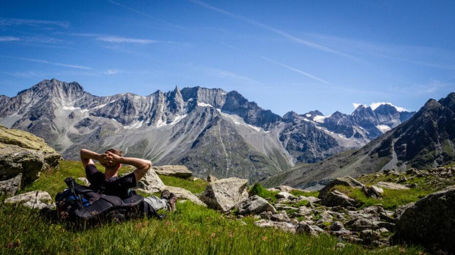 Trek depuis Chamonix