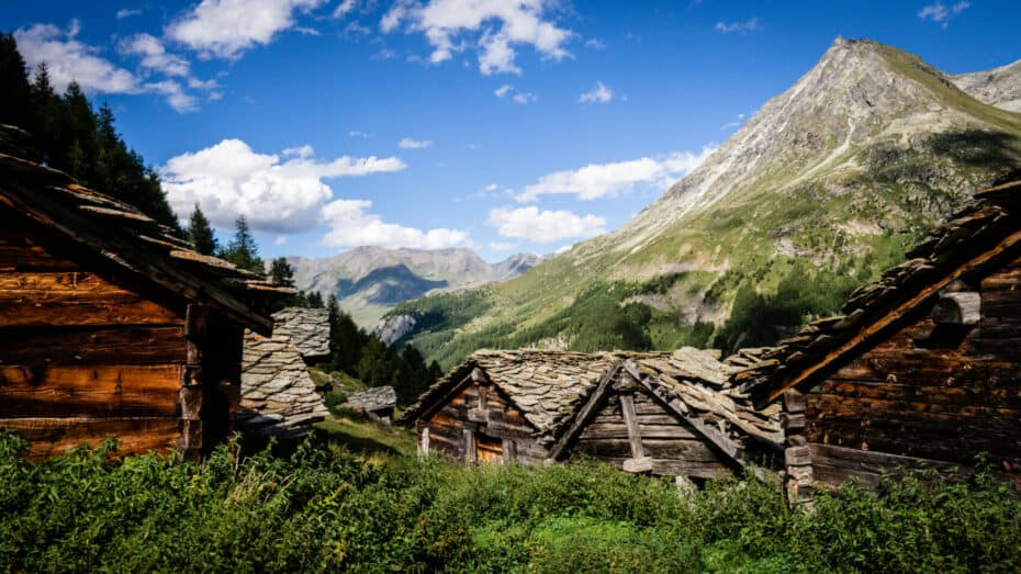 le trek Chamonix Zermatt
