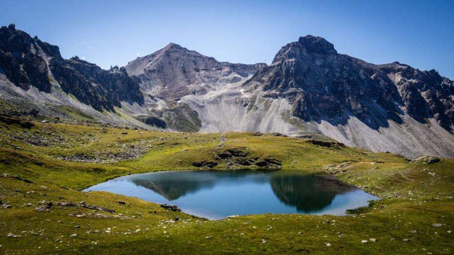 Paysage Suisse Alpes
