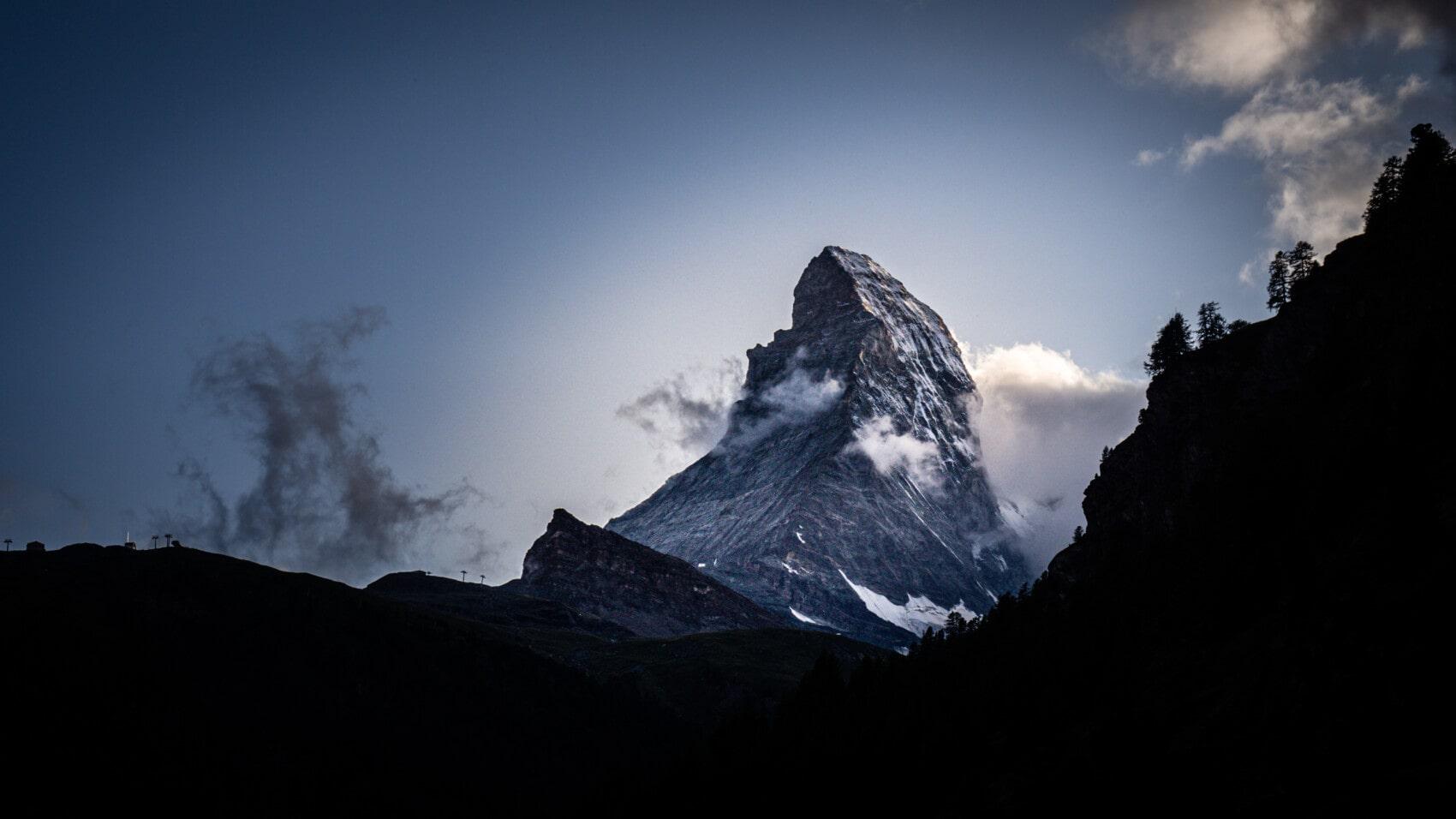 Mont Cervin matterhorn