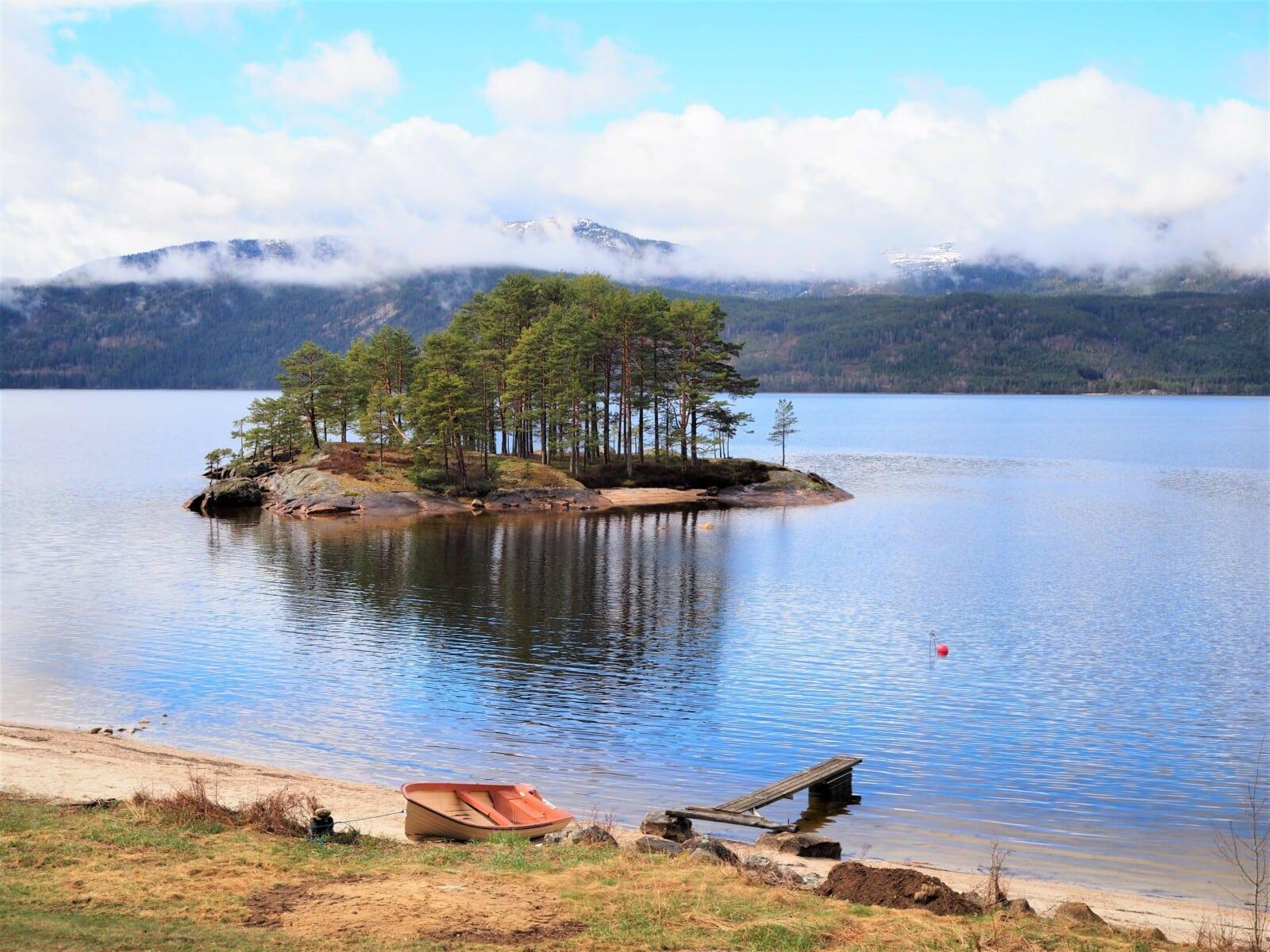 Telemark en Norvège