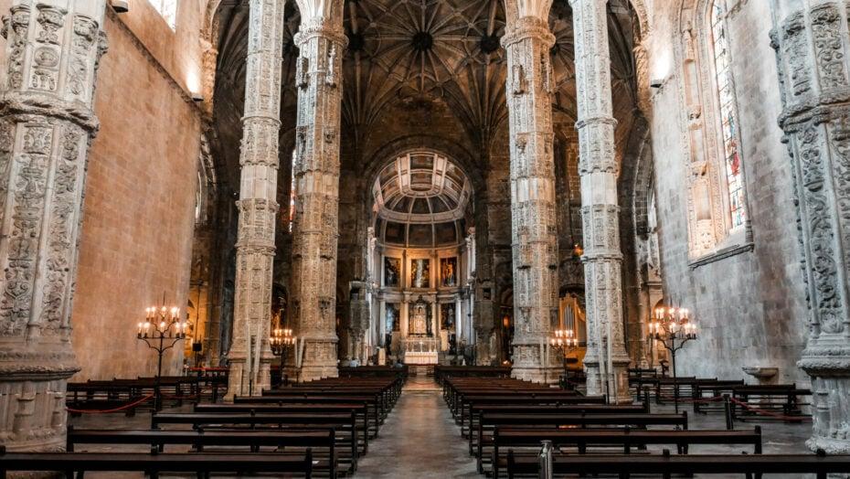 Visiter Lisbonne en 3 jours Monastère