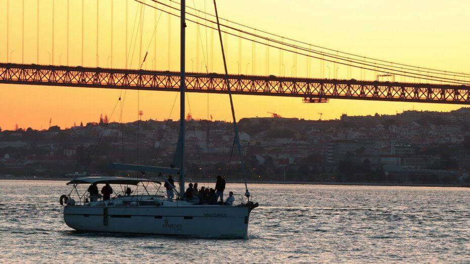 croisière Tage Lisbonne