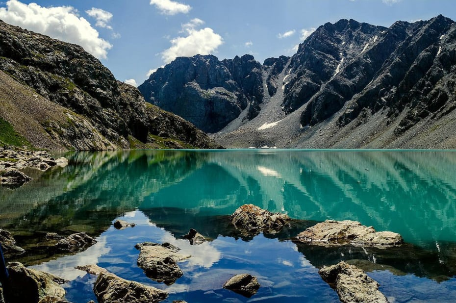 Ala Kul, montagnes de karakol