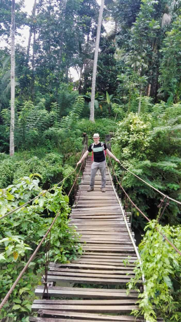 Pont Jungle Ubud