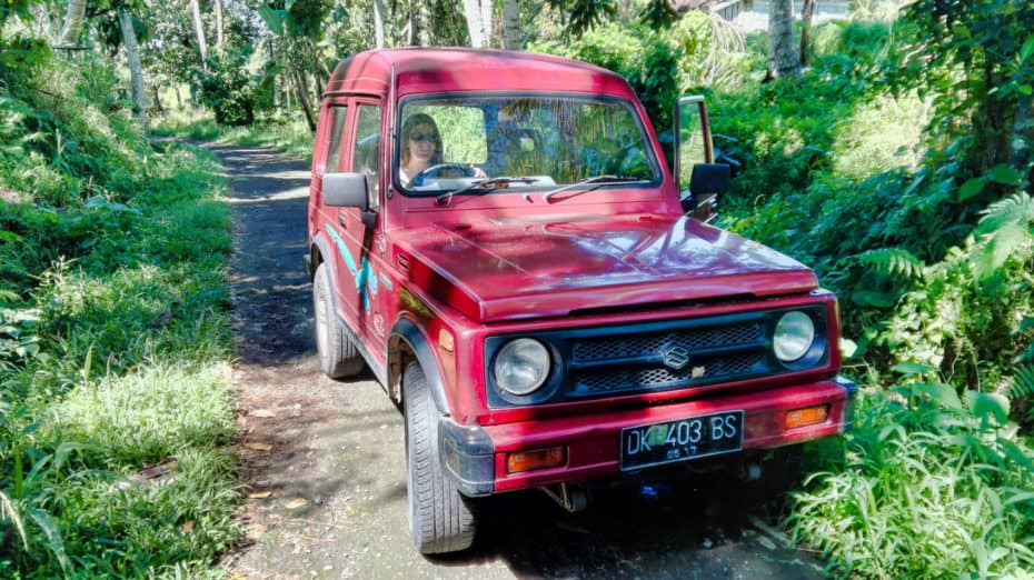 Jeep Bali