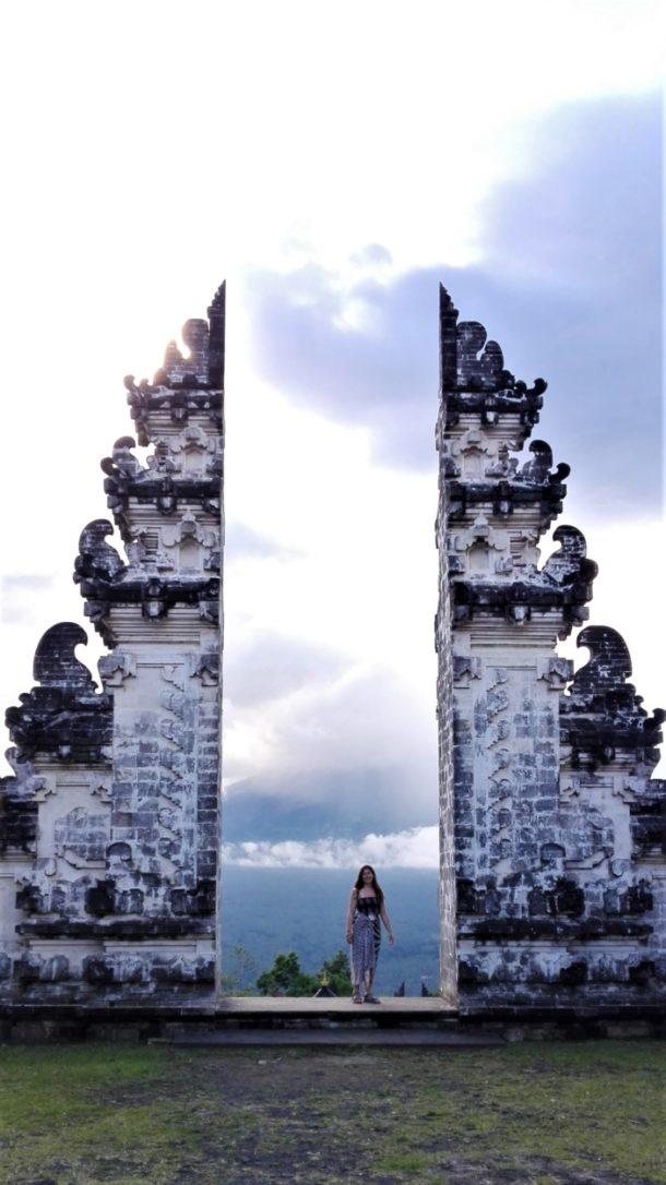 porte du paradis temple Lemuyang