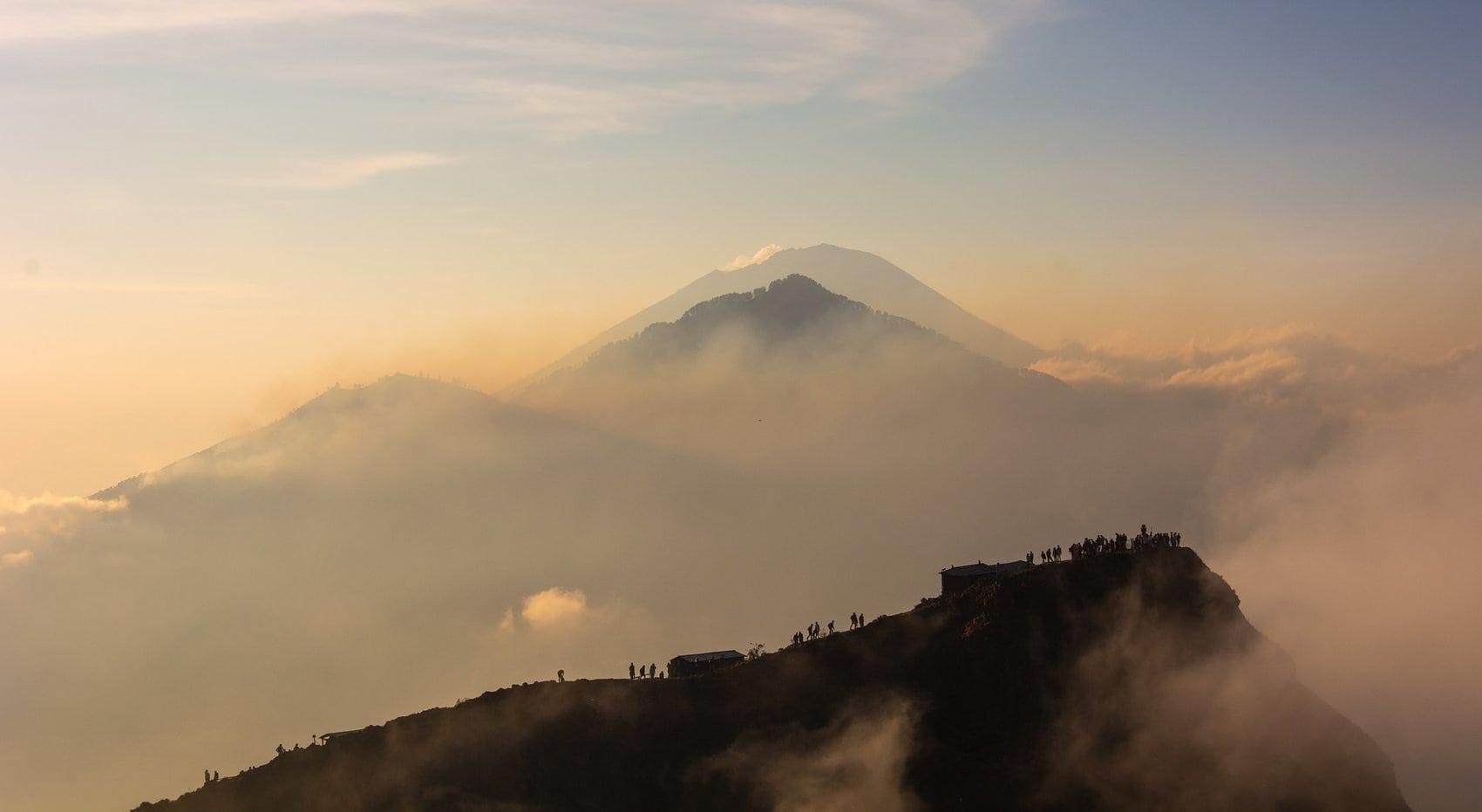 volcan Bali trek