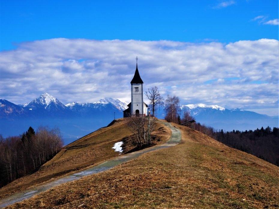église deCerkev Sv. Jakob