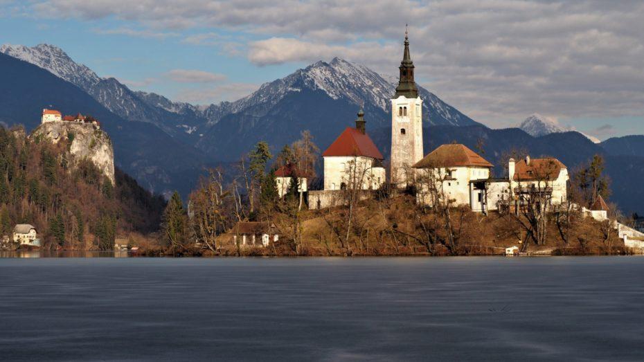 île de Bled slovénie
