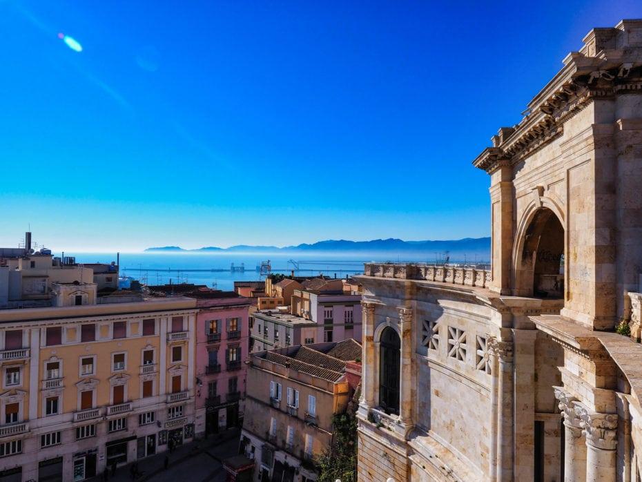 Bastion Saint Rémy Cagliari