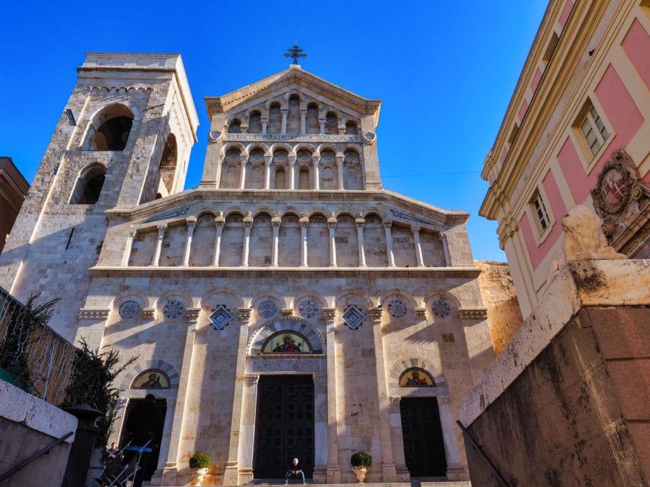 Cathédrale Santa Maria Cagliari