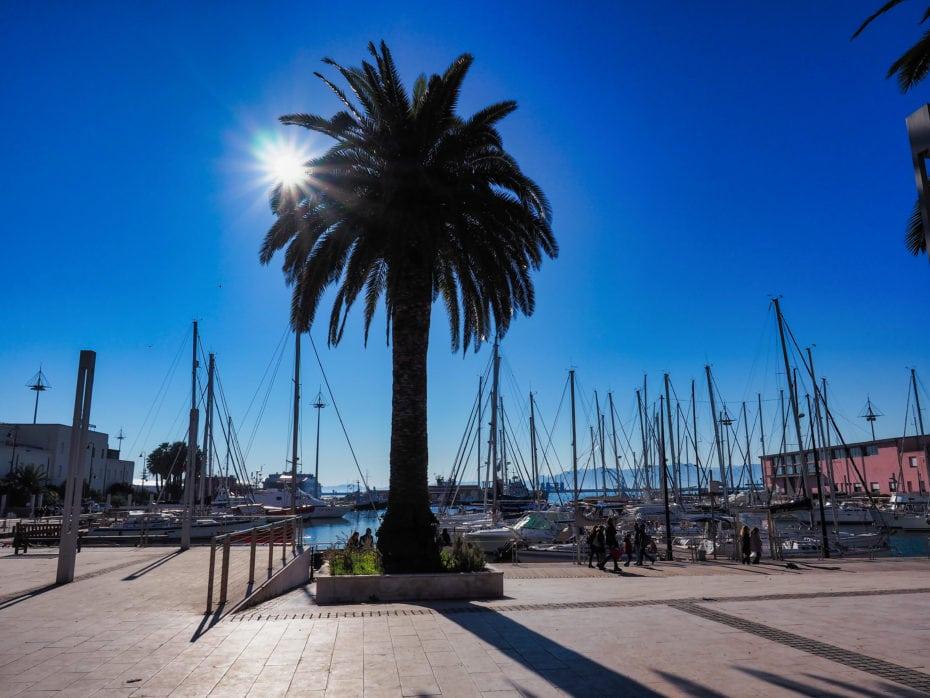 Port Cagliari