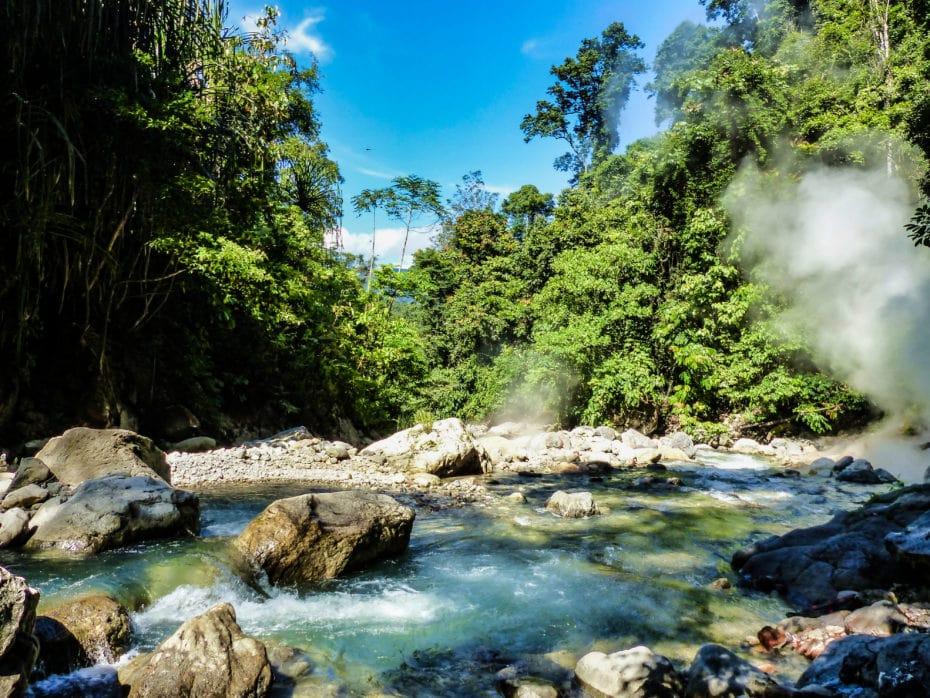 rivière jungle ketembe