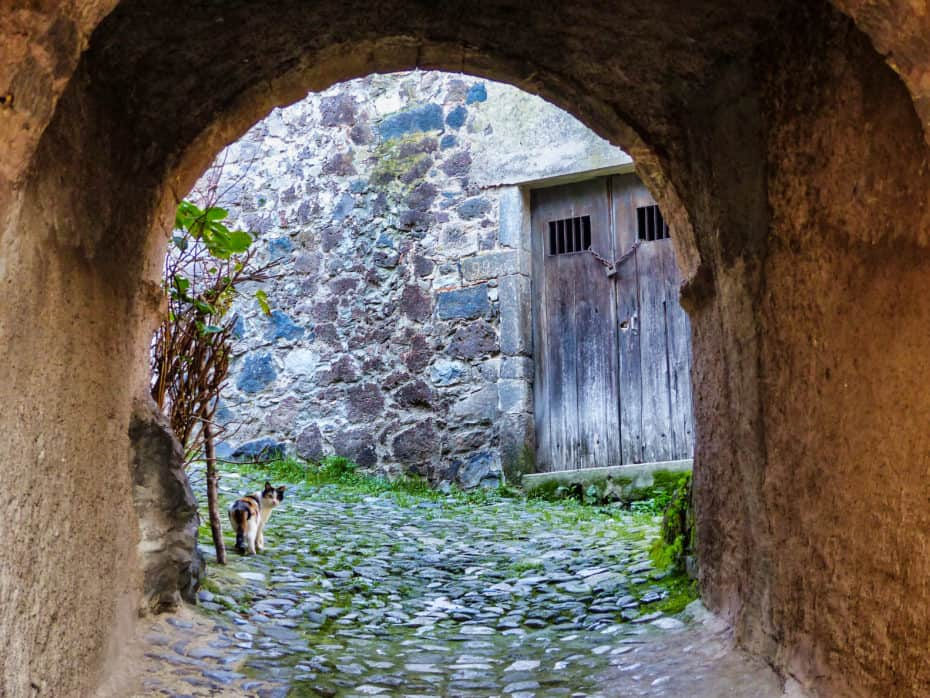 village médiévale Santu Lussurgiu