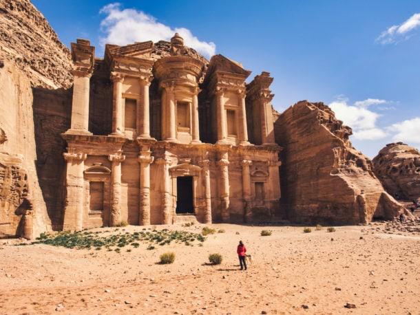 Monastère Petra