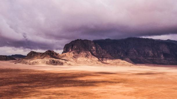 météo désert wadi rum