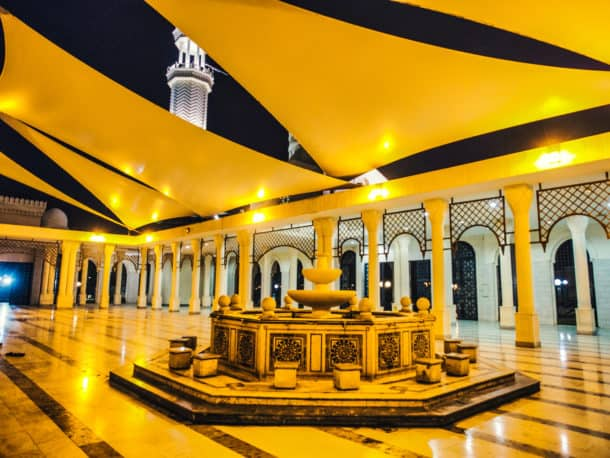 mosquée Aqaba Jordanie