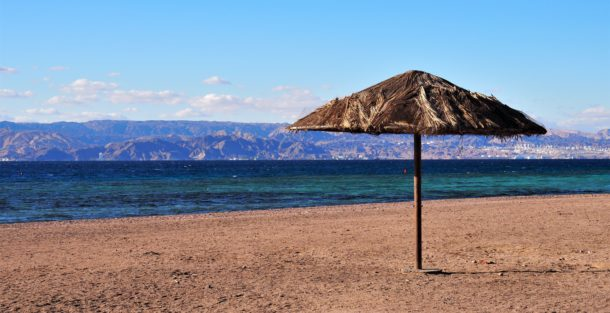Golf Aqaba mer rouge