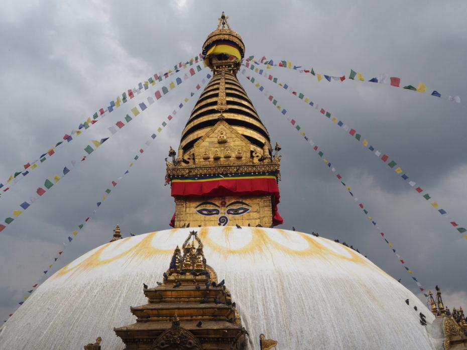 stûpa Bodnath sanctuaire Népal