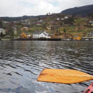 kayak Norvège Hargenderfjord