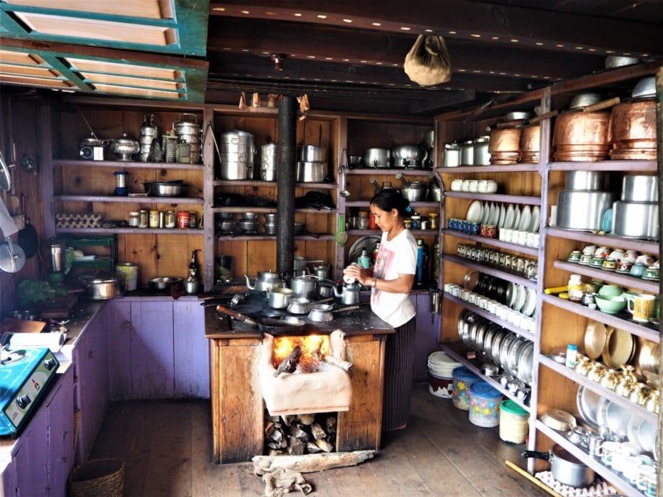 thé népal cuisine