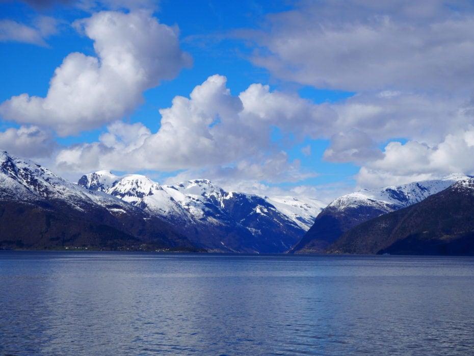 Vue Sognefjord