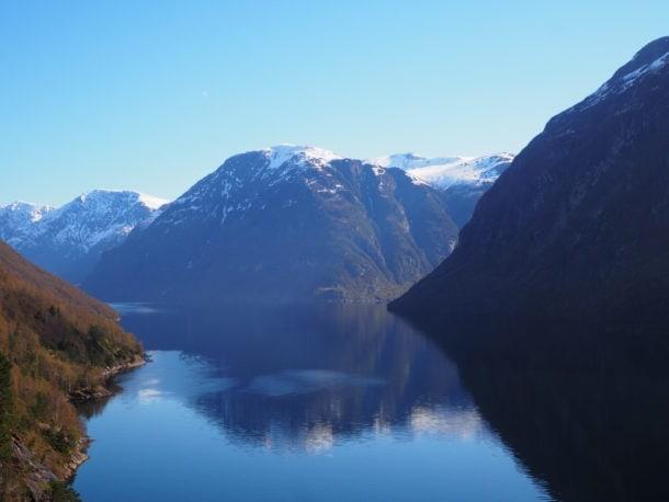 Geirangerfjord, classé patrimoine unesco