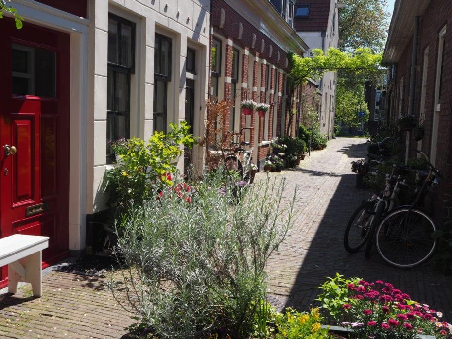 Centre historique d'Haarlem