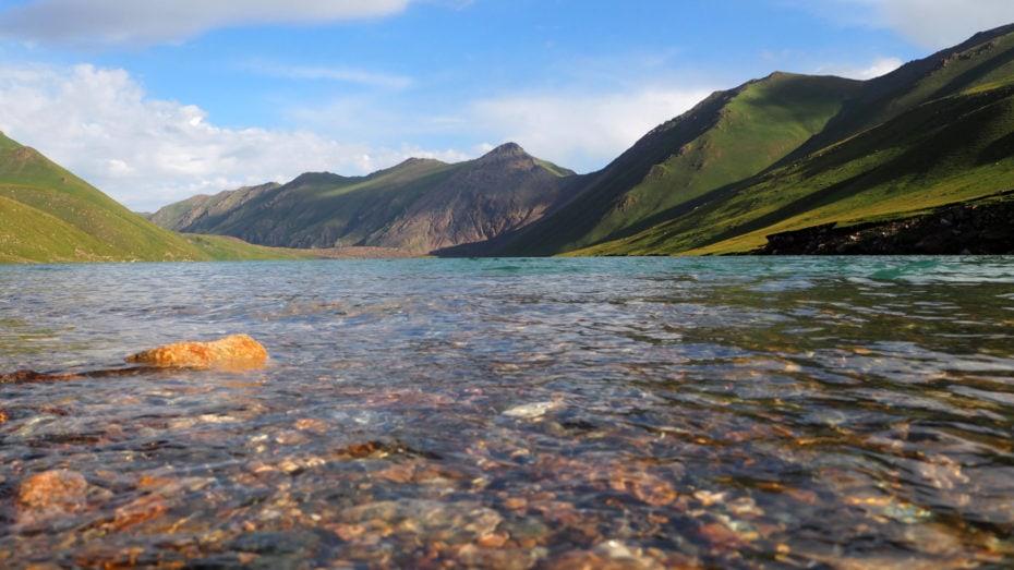 Trek au Kirghizistan