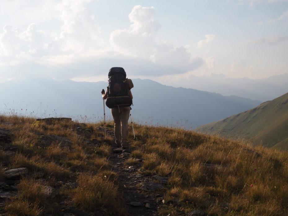 Randonnée Caucase