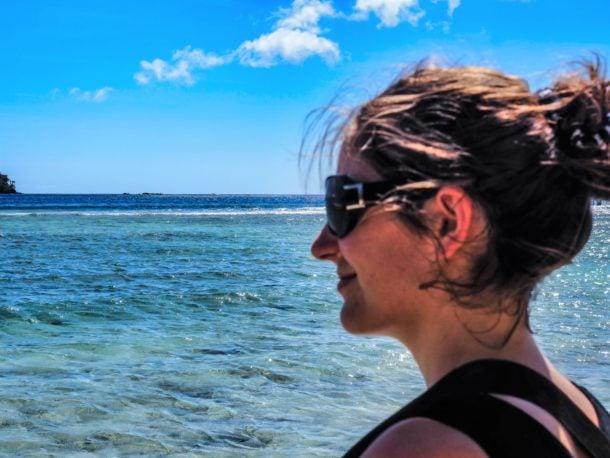 plage turquoise Pulau Weh