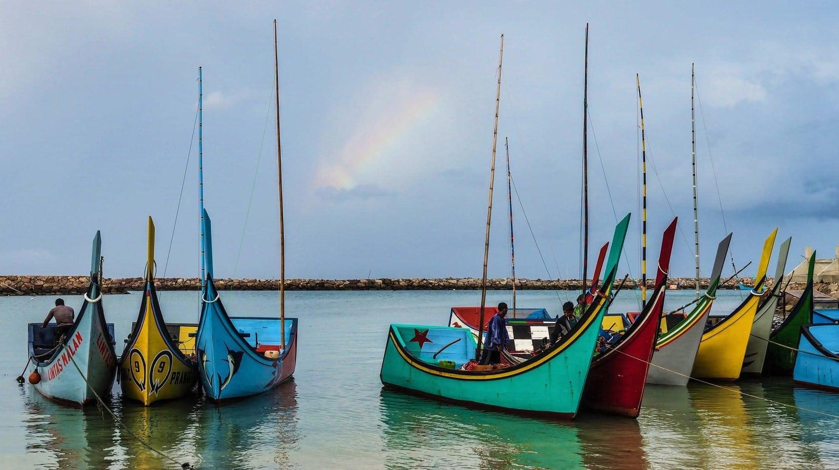 Pulau Weh bateau de pêches