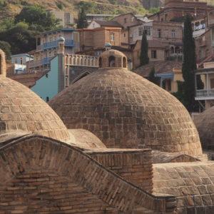 Dômes bains de Tbilissi