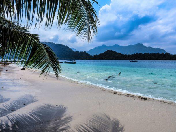 Padang plage