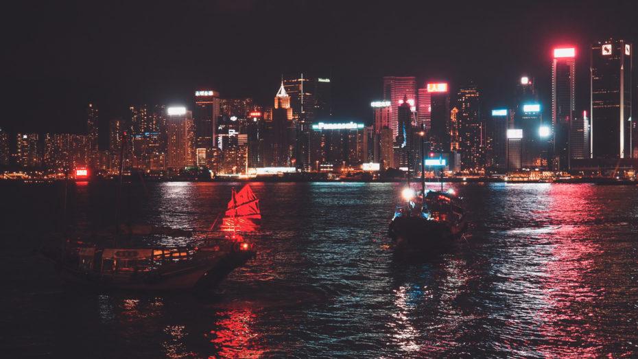 baie victoria Hong Kong