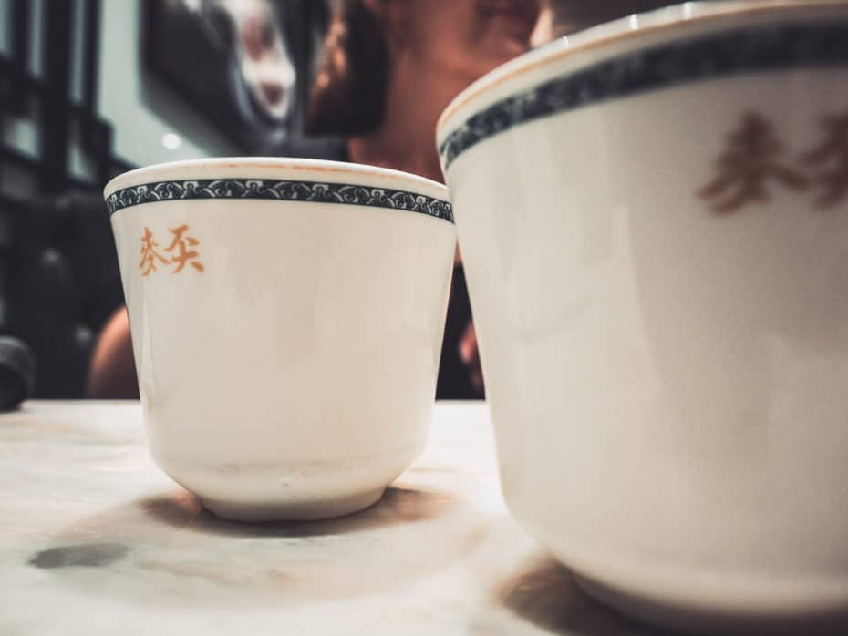 thé Hong Kong