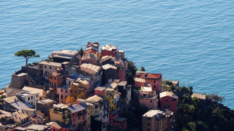 Un des villages les plus colorés d'Italie
