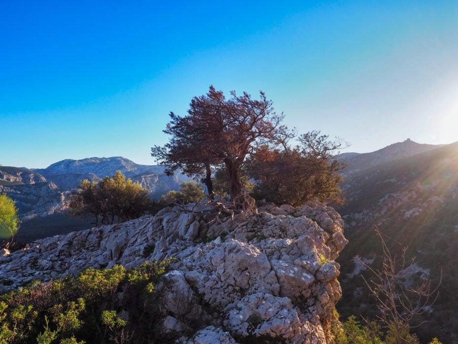 Randonnée Tiscali Sardaigne